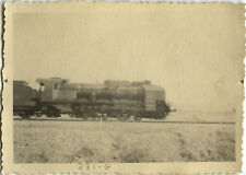 PHOTO ANCIENNE - VINTAGE SNAPSHOT - TRAIN 231 G LOCOMOTIVE 1948  2
