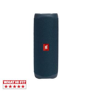 JBL Flip 5 Portable Bluetooth Speaker - Blue - with PartyBoost