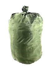 US Military Waterproof Clothing Laundry Bag and Wet Weather Gear OD Green 2 Bag