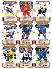 2015-16 UD MVP 100 CARD BASE SET #1 TO #100