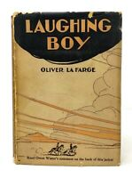 Oliver La Farge - Laughing Boy - 1st 1st 1st STATE DJ - Pulitzer Prize - Navajo
