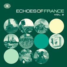 Echoes Of France Vol.2 2-CD NEW SEALED Francoise Hardy/Johnny Hallyday+