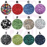Fish Aquarium Tank Gravel Stones Substrate Coloured + Natural 0.5/1/2/5/10/20kg