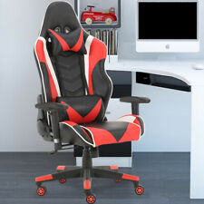 Gaming Chair Office Computer Reclining Ergonomic Executive Lumbar Support Chairs