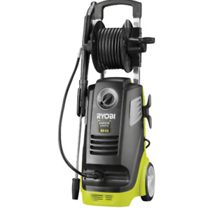 New RYOBI™ 2400W 2500PSI High Pressure Washer Cleaner Gerni Turbo Nozzle 4YR WTY