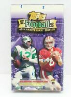 TOPPS 1996 40th Anniversary Edition FOOTBALL HOBBIE BOX FACTORY SEALED