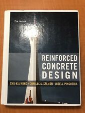 NEW, Reinforced Concrete Design, 7IE, Wang, Salmon, Pincheira