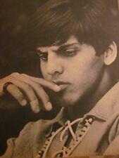 Sajid Khan, Maya, Full Page Vintage Pinup