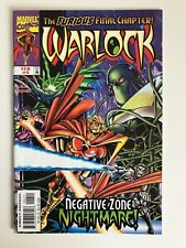 Warlock Vol. 3 - #4 Marvel Comics - February 1999