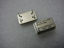 Mf Electronics M1400-87.5Mhz 87.5 Mhz Crystal Oscillator Full-Size Dip New Qty.2