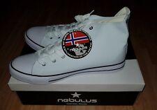 Nebulus Sneaker gr.46 weiß *Neu* mit Etikett