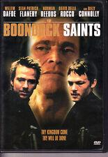 The Boondock Saints (DVD) Very Good - Willem Dafoe
