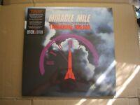 TANGERINE DREAM - MIRACLE MILE - ORANGE MARBLED VINYL LP - RSD 2018