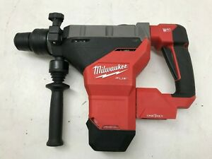 Milwaukee 2718-20 M18 Fuel 1-3/4 In. Sds Max Rotary Hammer With One Key Bare. VG