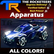 [XBOX ONE] Rocket League Every Painted APPARATUS Vindicator Crate Import Wheels