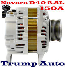 Alternator to Nissan Navara 2.5cdi D40 eng YD25DDTi 2.5L Turbo Diesel 05-17 150A