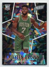 2016-17 Panini JAYLEN BROWN Rookie Card RC CRACKED ICE #/25 Boston Celtics #51
