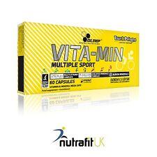 OLIMP NUTRITION VITA-MIN MULTIPLE SPORT 60 mega caps multi vitamins minerals