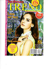 LANA     DEL    REY           Hungarian magazine    2016