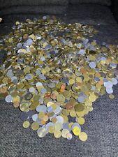 1 POUND LOT WORD COINS GRAB BAG RANDOM COIN