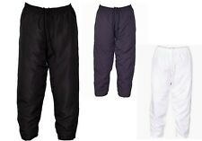 Junior Boys Tracksuit Bottoms Mesh Lining Casual Gym Jogging Joggers Sweat Pant