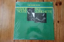 Charlie Rouse / Paul Quinichette – The Chase Is On BETHLEHEM BCP 6038 (REISSUE)