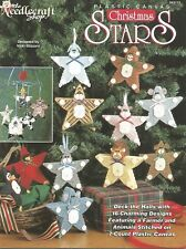 Christmas Stars Plastic Canvas Patterns Ornaments Mobile Animals Penguin Cow +