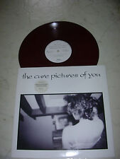 The Cure Pictures Of You Rare UK Edition Limitée Purple Vinyle Numbered NM