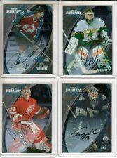 2002-03 BAP Signature Series Autographs #105 Tommy Salo SP