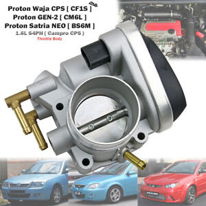 Replacement Throttle Body For Proton Waja CPS GEN-2 1.6L S4PH CamPro