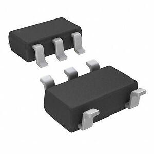 4 pcs. MCP6001UT-I/OT  Microchip  OpAmp 1MHz 1,8-5,5V SOT23-5  NEW  #BP