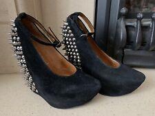 Jeffery Campbell Havana Last Aubrey - SPK Hand Made Shoes Size 3