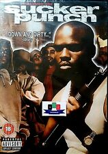 Sucker Punch (Paris Campbell) DVD 2005 New And Sealed