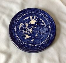 Blue Willow Doulton Teapot Stand