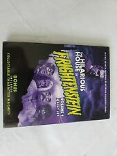 The Hilarious House Of Frightenstein Vol. 1 Limited Edition 3 Disc Set