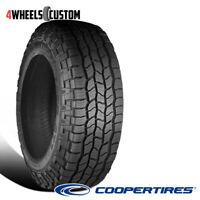 1 X New Cooper Discoverer AT3 XLT LT275/70R18R10 125S Tires