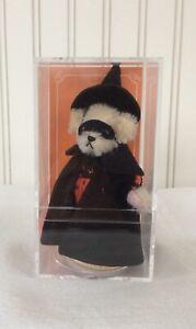 "Muffy VanderBear Miniature Series ""Witch"" Halloween LE MIB #346"