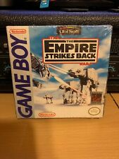 Star Wars: The Empire Strikes Back Brand New Sealed H-SEAM Game Boy Ubisoft