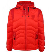 Zip Ferrari Down Coats & Jackets for Men