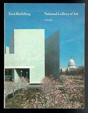 McLanathan; East Building. National Gallery of Art. A Profile. 1978 Good