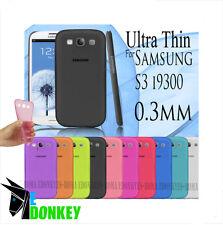 Funda Para Samsung Galaxy S3 I9300 Ultra Thin Slim Protector De Pantalla Gratis