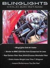BMW E30 E32 E34 E36 E46 318i 325i M3 Cold Air Intake Motor CAI Performance Kit