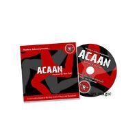 Any Card At Any Number (ACAAN) (CD format) Close Up Street Card Mind Magic Trick