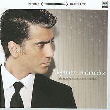 De Noche: Clásicos a Mi Manera by Alejandro Fernández (CD, Jan-2009, Sony Music…