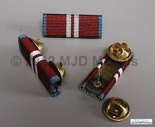 Queens Diamond Jubilee Medal Ribbon Bar