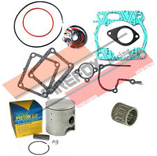 Yamaha YZ125 1998-2001 54mm Bore Mitaka Top End Rebuild Kit Inc Piston & Gaskets