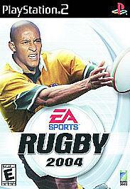 Rugby 2004 (Sony PlayStation 2, 2003)
