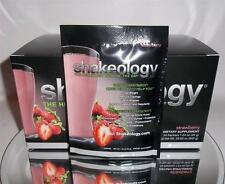 Shakeology STRAWBERRY Protein Shake Mix Powder 1 Single Serving Packet Beachbody