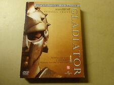 3-DISC EXTENDED SPECIAL EDITION DVD / GLADIATOR ( RUSSELL CROWE )