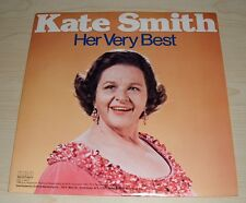 KATE SMITH HER VERY BEST ALBUM 1980 RCA SPECIAL PRODUCTS RECORDS DVL1-0477